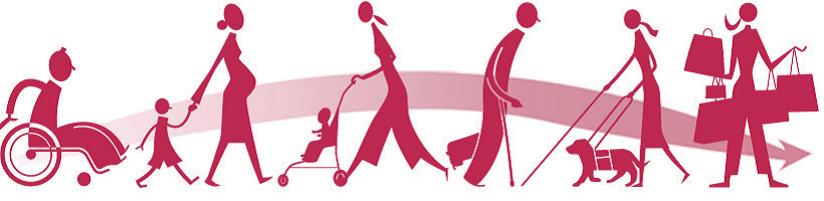 Accessibilité des personnes à mobilité réduite