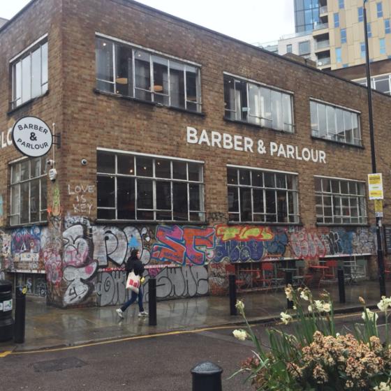 Ethnographie commerciale Londres
